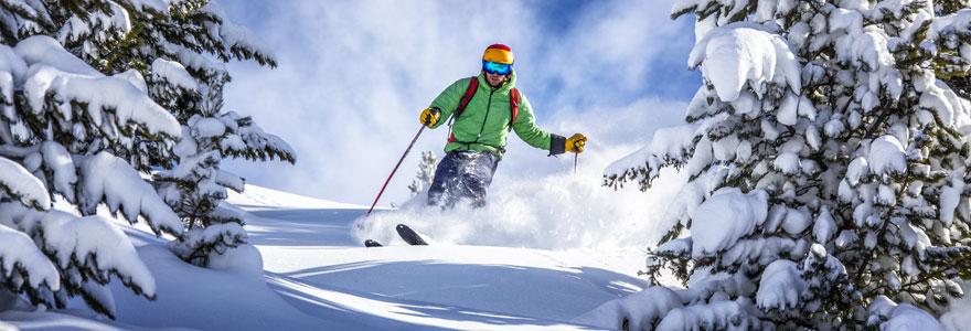 S'initier aux sports d'hiver