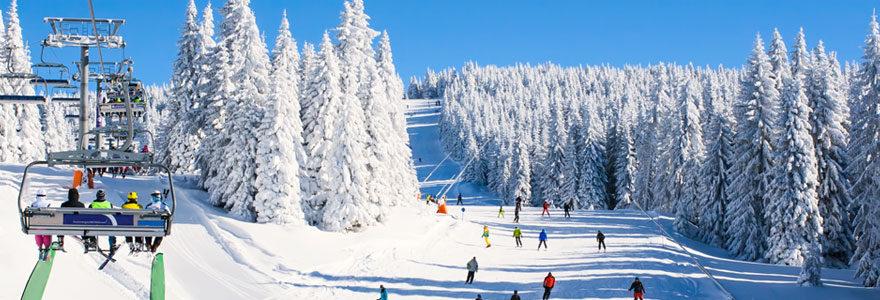 Profitez de vos vacances au ski